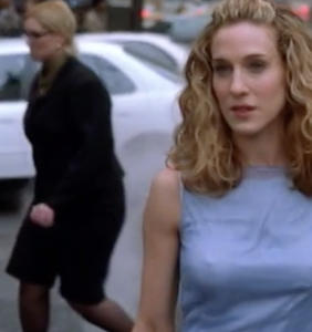WATCH: Never-before-seen opening to 'Sex and the City'