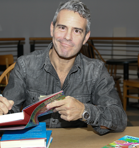 Andy Cohen is not here for gay comment trolls