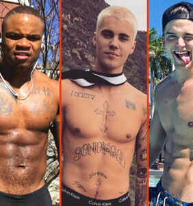 Gus Kenworthy's dom top, Justin Bieber's man-on-man action, & Matt Lister's raw shake