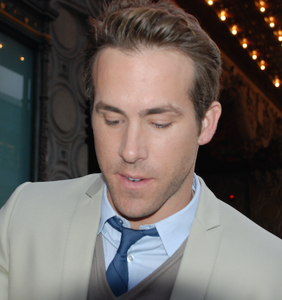 WATCH: Ryan Reynolds gives the world an eye-full