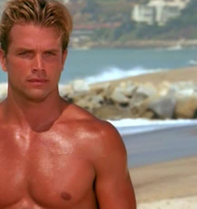 "How does Zac Efron stack up to the original ""Baywatch"" hunks?"