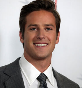 """Armie Hammer's Twitter """"likes"""" include rope bondage"""