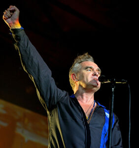 This new Morrissey T-shirt is inadvisable on practically every level