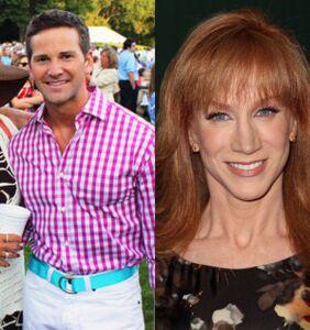 Kathy Griffin, Aaron Schock & Joan Rivers walk into Windsor Castle… just grab the popcorn now