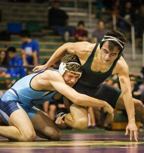 This high school wrestler crushed homophobia and reached the state finals
