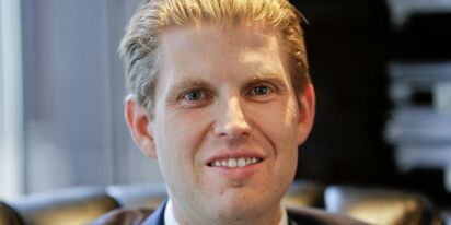 Eric Trump retracts his coming out statement, says he's actually straight