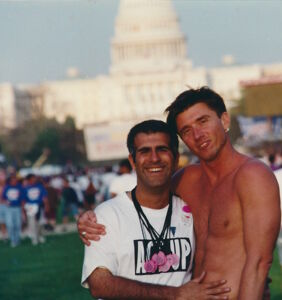Amazing, never-before-published photos from the historic 1993 March on Washington for LGBTQ rights