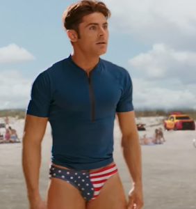 Zac Efron's new wax figure wants to drink your soul