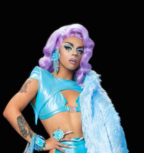 Aja's jealousy of Valentina on 'Drag Race' is now immortalized on a dance track