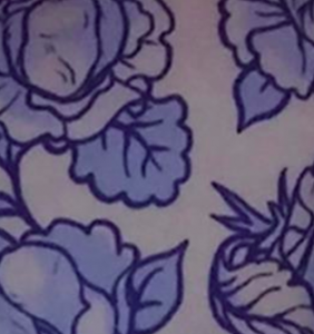 Mom orders lovely new throw pillows, fails to notice NSFW pattern