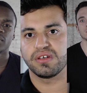 Male rape victims share their harrowing stories in this powerful new documentary