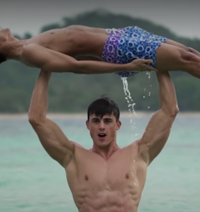 Pietro Boselli responds to accusations of racism in latest workout vid