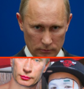 """Vladimir Putin is going to absolutely hate the """"Gay Clown Putin Challenge"""""""