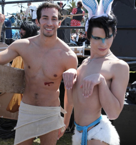 PHOTOS: Hunky Jesus once again resurrected in San Francisco