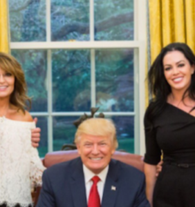Somehow, Kid Rock wasn't the most disgusting celeb to visit Trump's White House on Wednesday