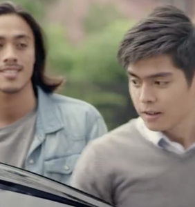 Uber commercial has a gay surprise twist