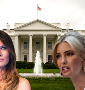'Frosty' Melania and power-hungry Ivanka are growing to hate each other, insiders say
