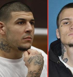 Aaron Hernandez's jailhouse lover identified