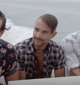 "The cast of ""Fire Island"" gets properly schooled by two longtime locals"