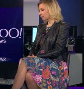 Katie Couric asks Russian spokeswoman about gay torture in Chechyna. Her response is chilling.