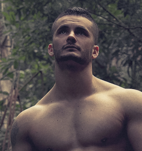 Spanish physique model Adrian HC is here to make all the pain go away