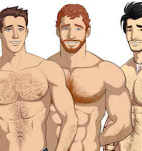 """Is """"Coming Out On Top"""" the hottest gay-themed video game you'll ever play?"""
