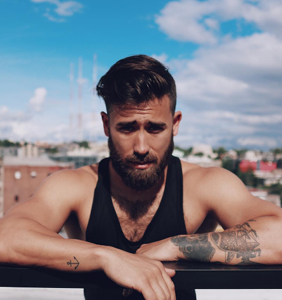Everyone's drooling over these photos of yoga instructor Patrick Beach