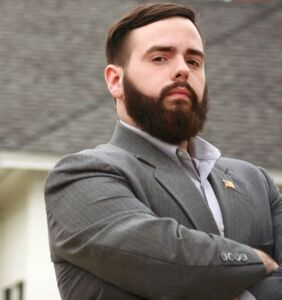 This 19-year-old gay Democrat and party activist has his sights set on the Georgia General Assembly