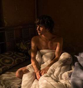 """Ben Whishaw in """"London Spy"""" is the queer, sensitive leading man we've been waiting for"""
