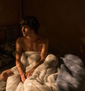 "Ben Whishaw in ""London Spy"" is the queer, sensitive leading man we've been waiting for"