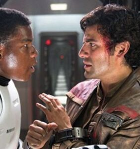 'Star Wars' love story for Finn and Poe a real possibility, says head of Lucasfilm
