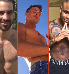 Gregg Sulkin's shower scene, Laith Ashley's single, & Nyle DiMarco's shirtless lesson