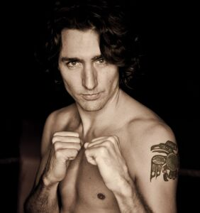 Justin Trudeau wants to beat up Matthew Perry