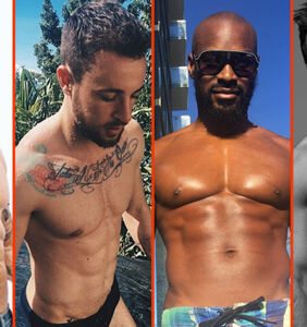 Ryan Phillippe's eight pack, Brad Goreski's facial, & Ari Gold's Grindr pics