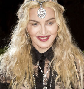"""Madonna has some harsh words about that upcoming """"Blond Ambition"""" biopic"""