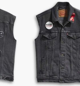 Levi's new Pride Collection is feeling nostalgic about… AIDS?