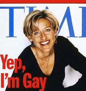 "Read the ""shocking"" interview Ellen gave 20 years ago: ""Yep, I'm Gay"""