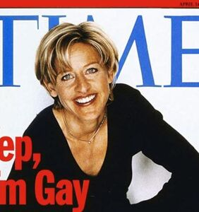 "Read the ""shocking"" interview Ellen gave 20 years ago: ""Yep, I'm Gay"""