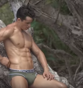 Pietro Boselli shirtlessly leads you through the Philippines in 15-minute vid