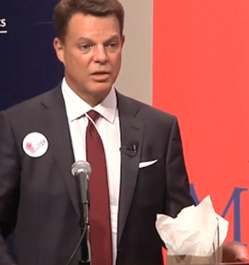 """Shepard Smith reveals his struggle coming out at the """"craziest conservative network on Earth"""""""
