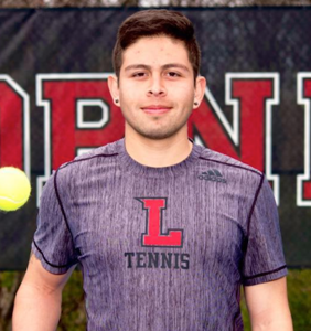 Tennis quite literally saved this gay college athlete's life