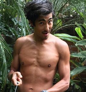 PHOTOS: Men the world over dropped trou for Naked Gardening Day