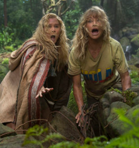 "10 cool things about the Amy Schumer-Goldie Hawn comedy ""Snatched"""