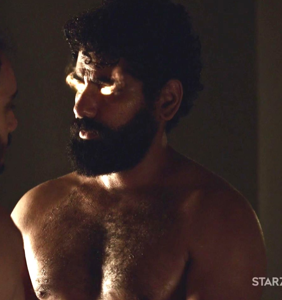 Here's what it was like to film TV's most hardcore gay sex scene