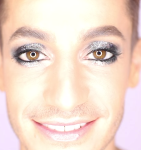 Erm, so this is a new song by Ariana Grande's gay brother, Frankie. What do you think?