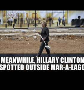 These memes offer some hilarious theories about Trump's Mar-a-Lago sinkhole