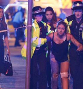21 dead after terrorists attack Ariana Grande concert in UK