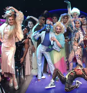 When drag queens say there's no drama, there's almost certainly no drama