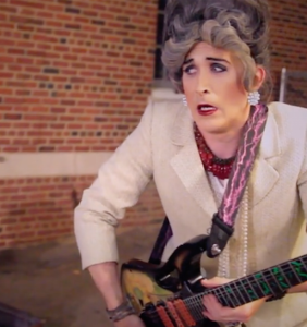 The world is finally ready for Mrs. Smith, the guitar-shredding drag queen
