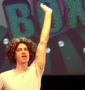 Andrew Garfield appears out of nowhere to lip sync for his life with 'Drag Race' queens